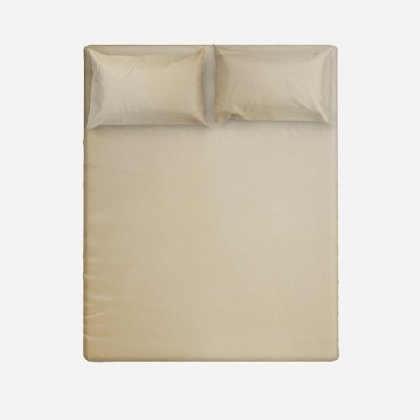 Fitted Sheet - Camel