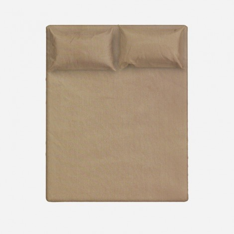 Fitted Sheet - Cocoa