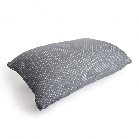 Charcoal Deluxe Memory Foam Pillow