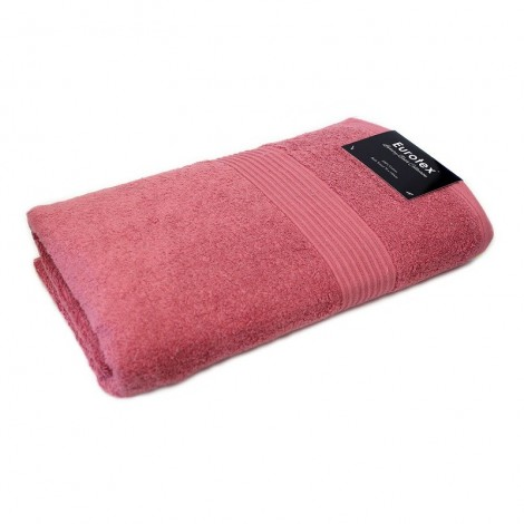 Cotton Bath Towel - Blush