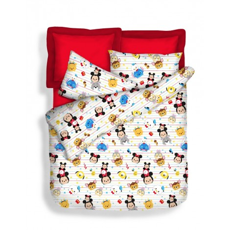 Tsum Love it, Disney Mickey Microluxe Bedsheets