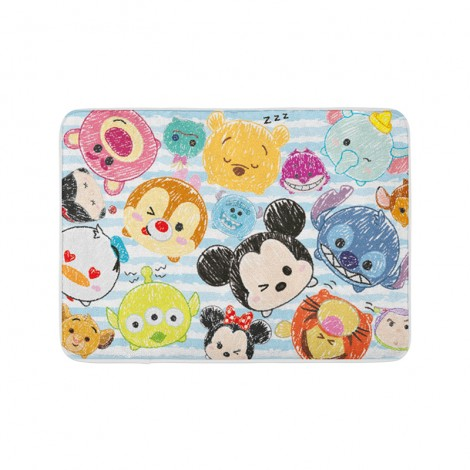 Tsum Wave, Disney Memory Foam Bath Mat