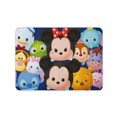 Tsum Plush, Disney Memory Foam Bath Mat