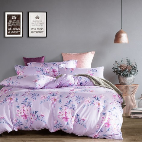 Luxe Living, 900TC Tencel, Fitted bedsheet set (also available in Bedset), Ophelia