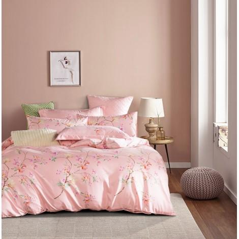 Luxe Living, 900TC Tencel, Fitted bedsheet set (also available in Bedset), Carmella