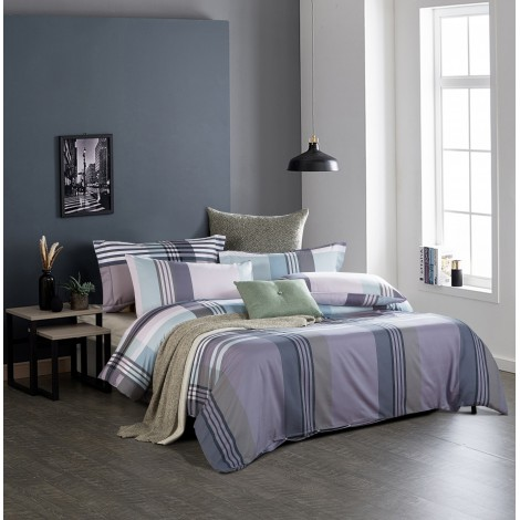 Luxe Living, 900TC Tencel, Fitted bedsheet set (also available in Bedset), Carlton