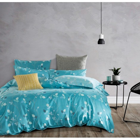 Luxe Living, 900TC Tencel, Fitted bedsheet set (also available in Bedset), Brindley