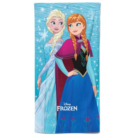 Sister Love , Disney Frozen 100% Cotton Bath Towel