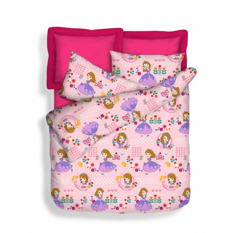 Best Me, 700TC DIsney Princess Microluxe Bedsheets Set